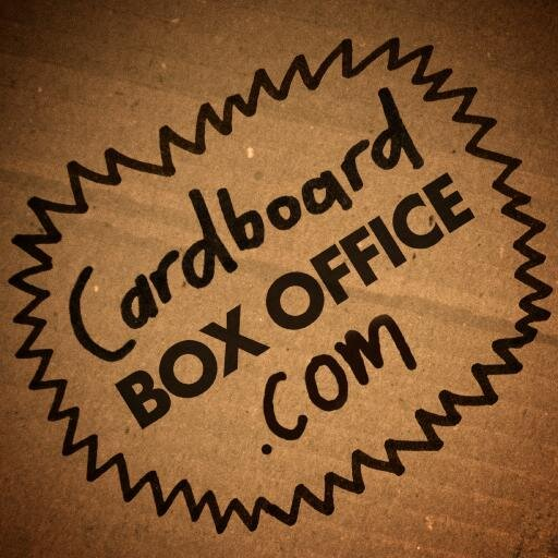 cardboard box office cardboard office