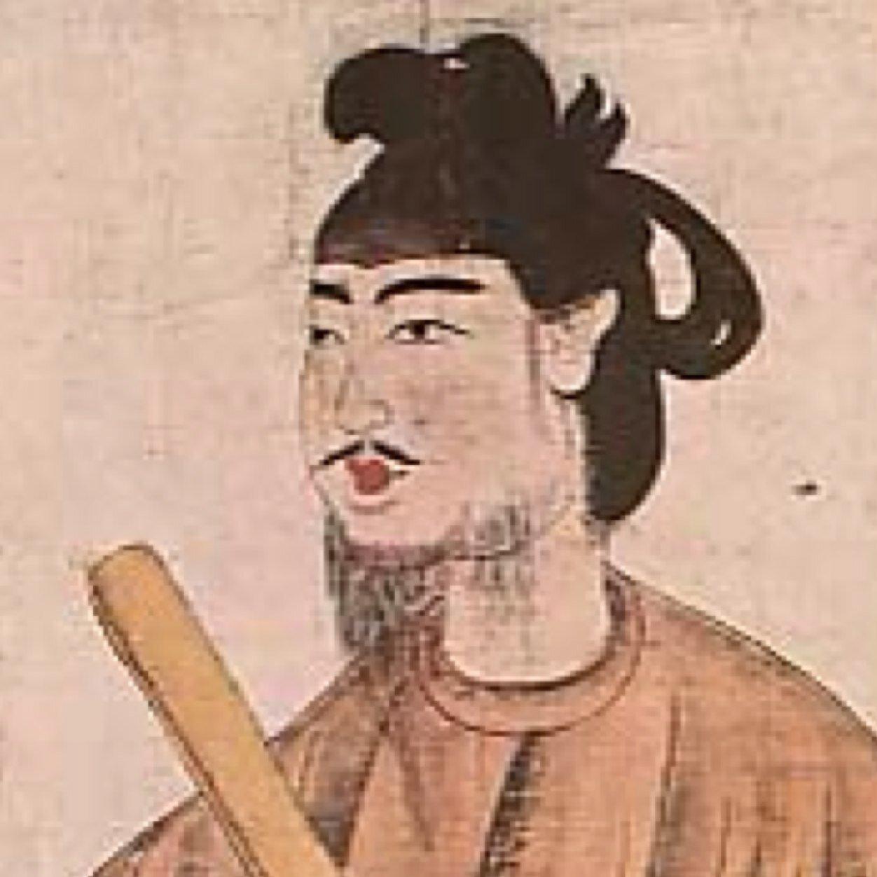 聖徳太子建立七大寺 : 日本全国...