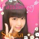 藤田 さやか(Candies) (@10320_sayaka) Twitter