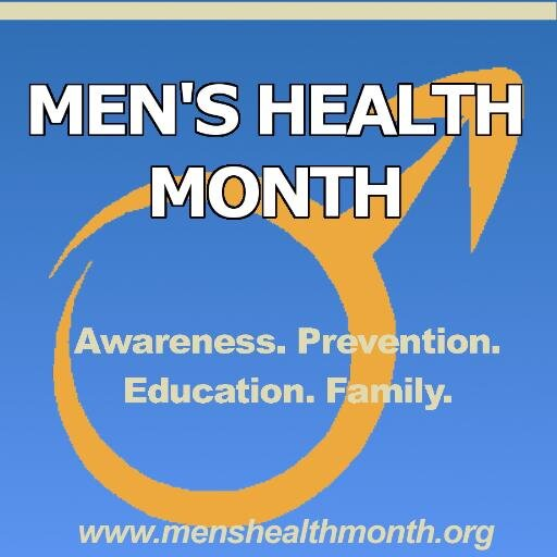 Men S Health: Men's Health Month (@menshealthmonth)