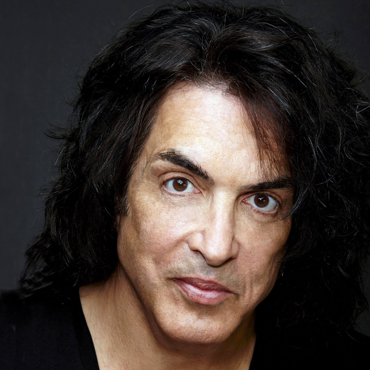 Kiss Band Without Makeup: Paul Stanley (@PaulStanleyLive)
