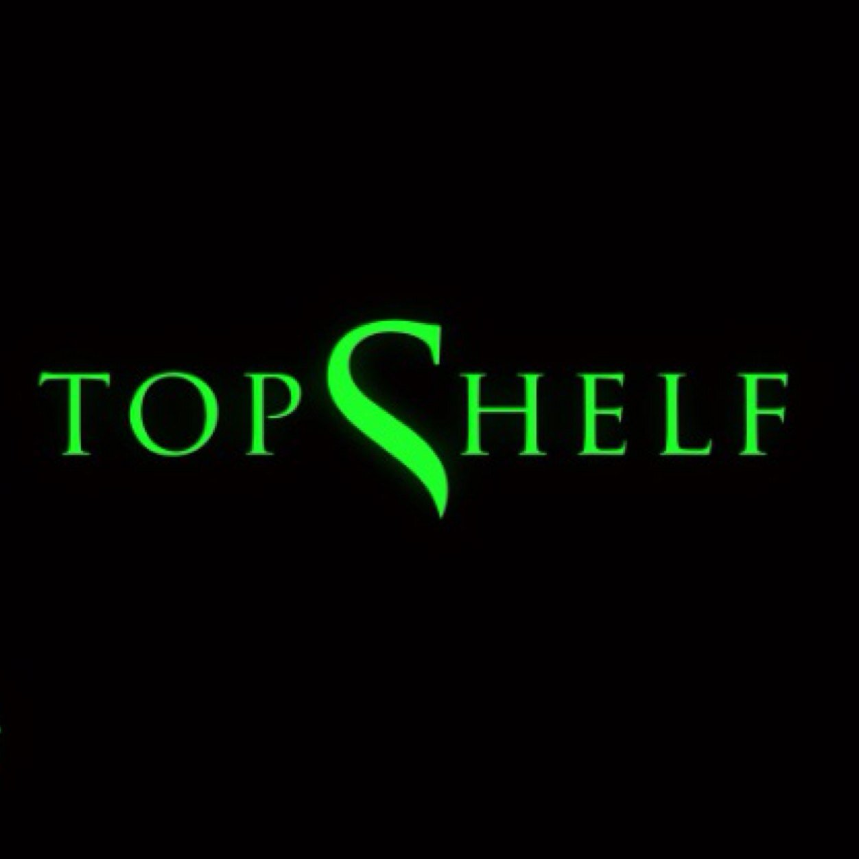top shelf height