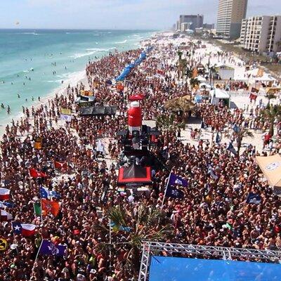 Panama City Beach Summit Spring Break