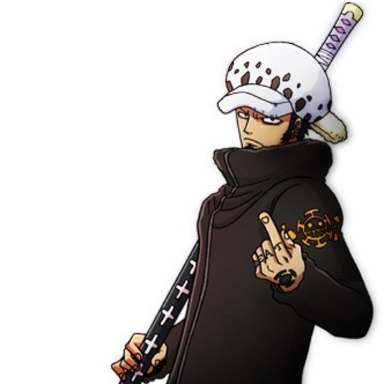 画像 One Piece トラファルガーローのイラスト画像大量まとめ