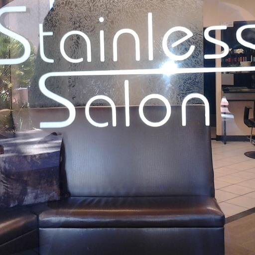 Stainless salon stainlesssalon twitter for 365 salon success