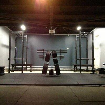 The garage gym basics u the gray area
