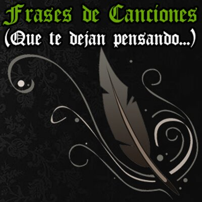 Frases De Canciones At Humorcanciones Twitter