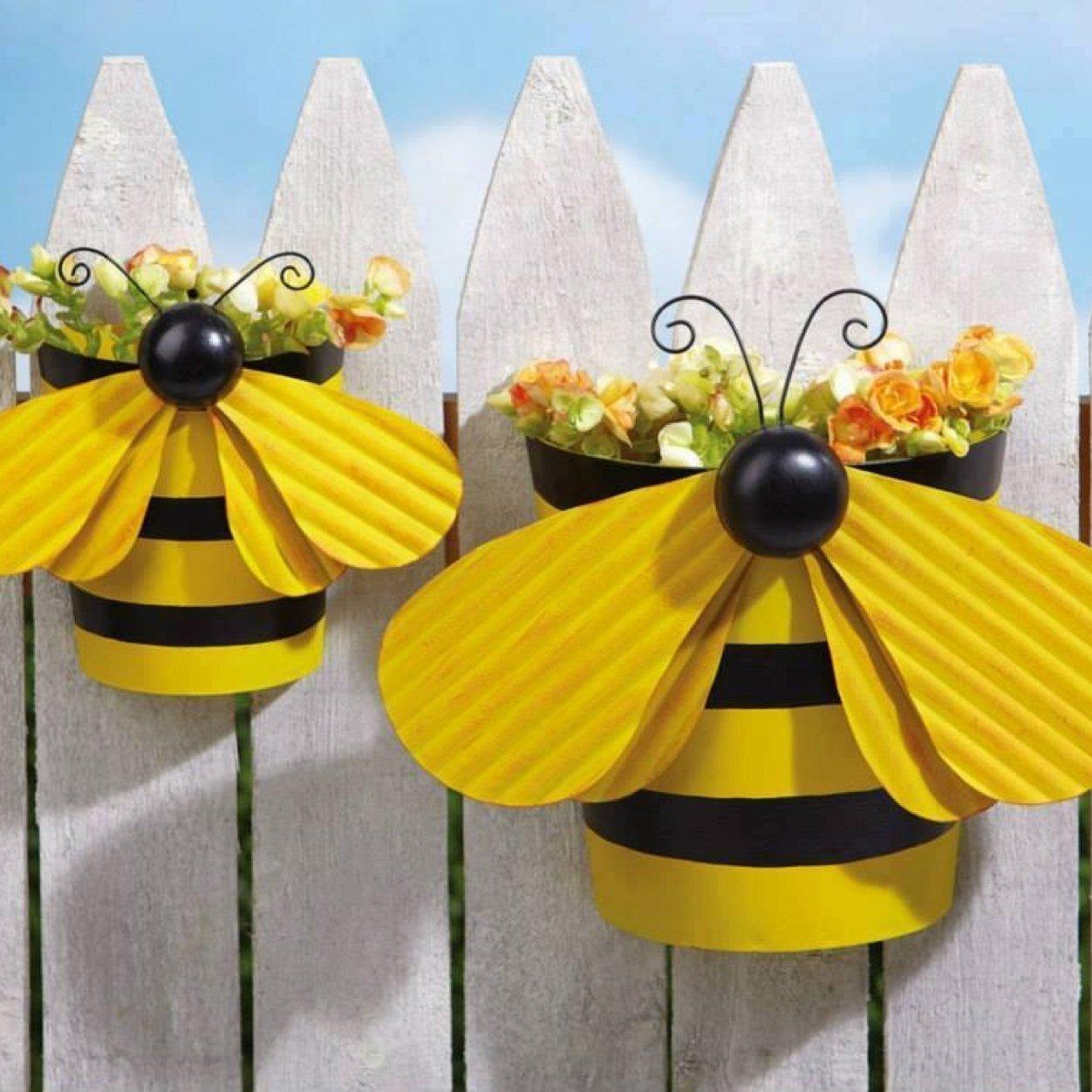 пчелы поделка для сада фильмах