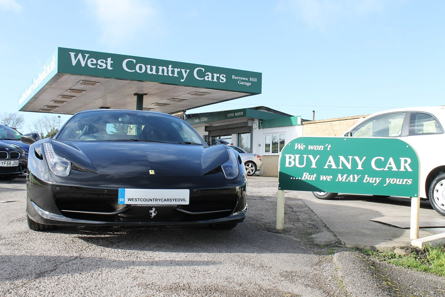 West country cars
