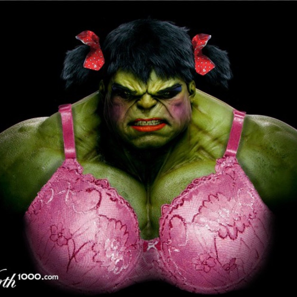 The She Hulk At Smashinginpink Twitter