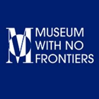 Resultado de imagen de museum with no frontiers logo