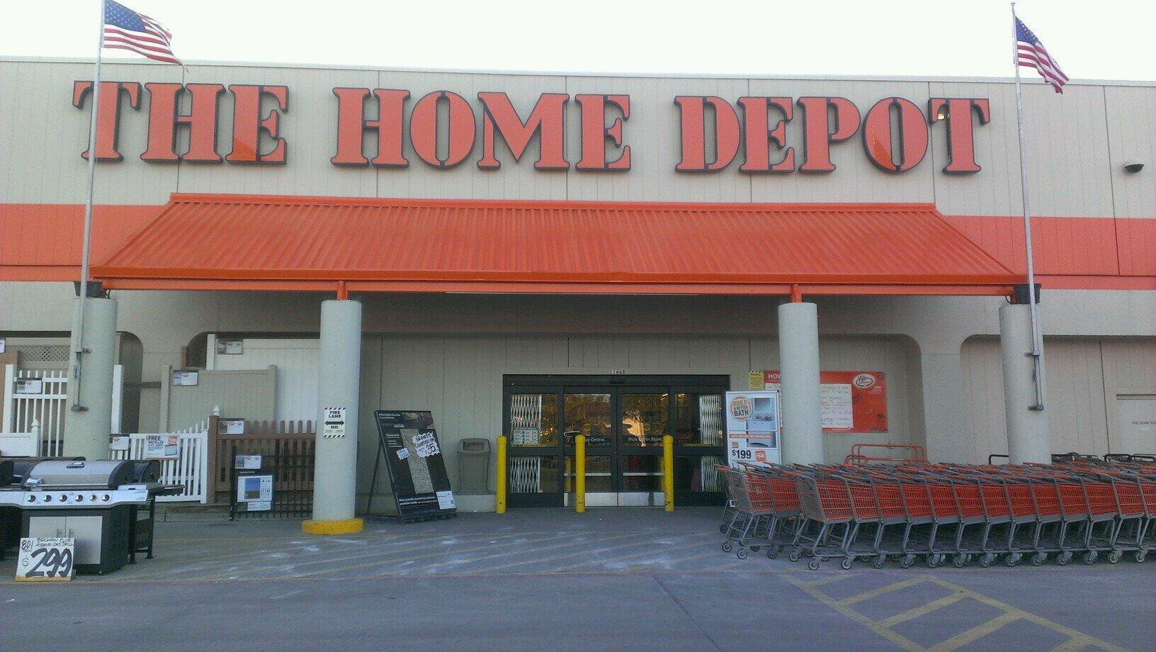 Nw Dallas Home Depot Nwdallashd Twitter
