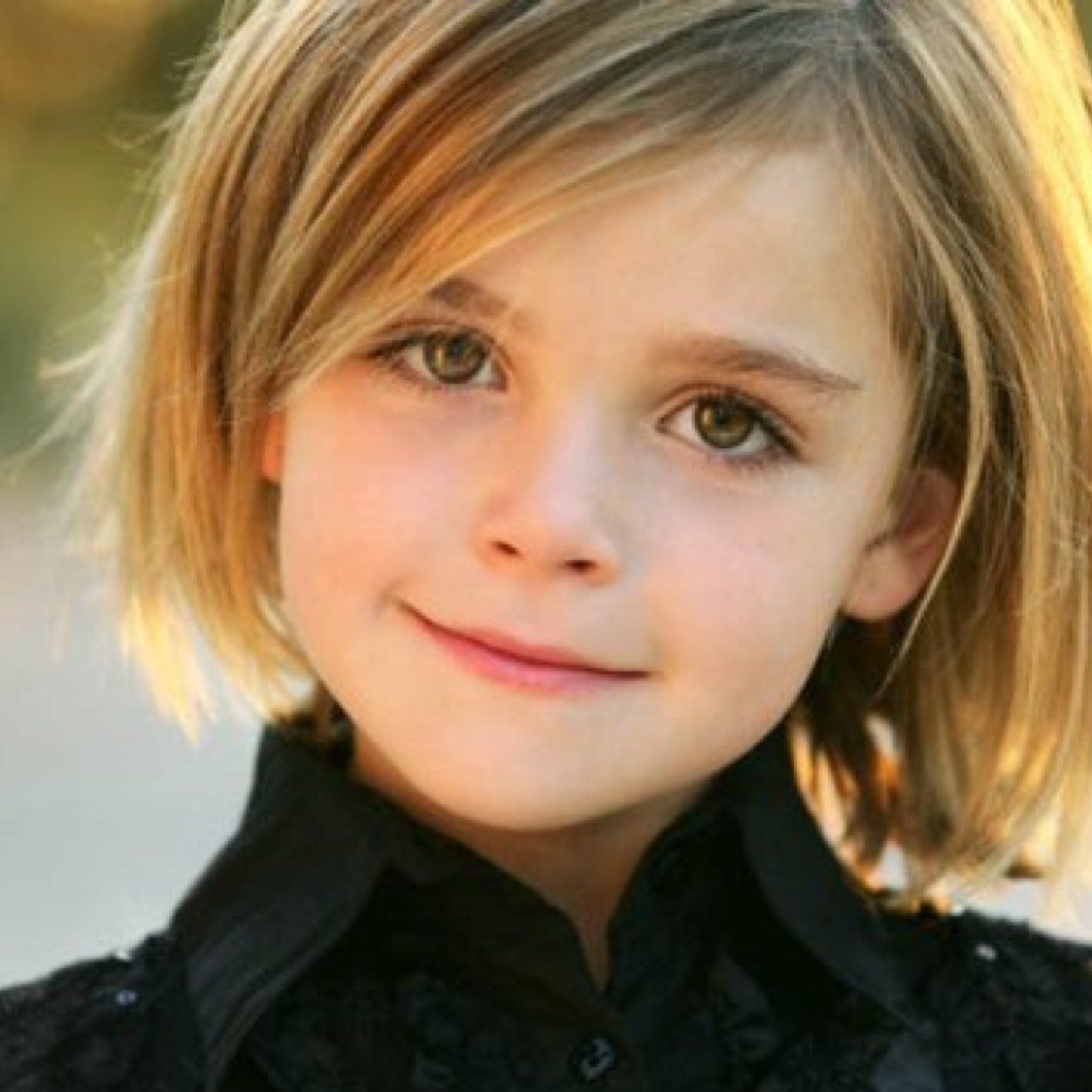 9 Latest Short Hairstyles for Little Girls 2018   Styles ...