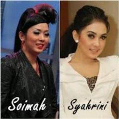 Soimah dan Syahrini on Twitter: