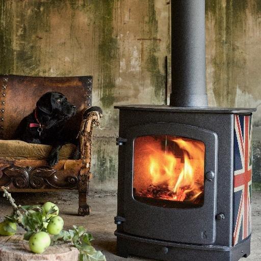Leaking stove hardy water wood