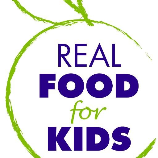 logo for Real Food for Kids