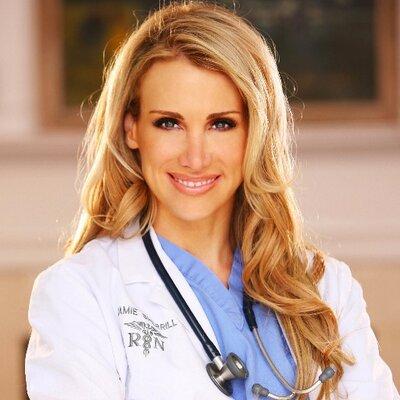 Nurse Jamie (@NurseJamieLA) Twitter profile photo