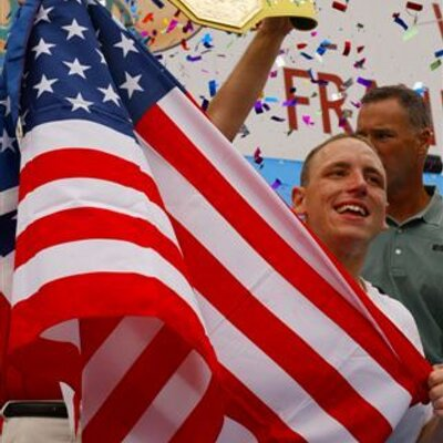 Joey Chestnut | Social Profile