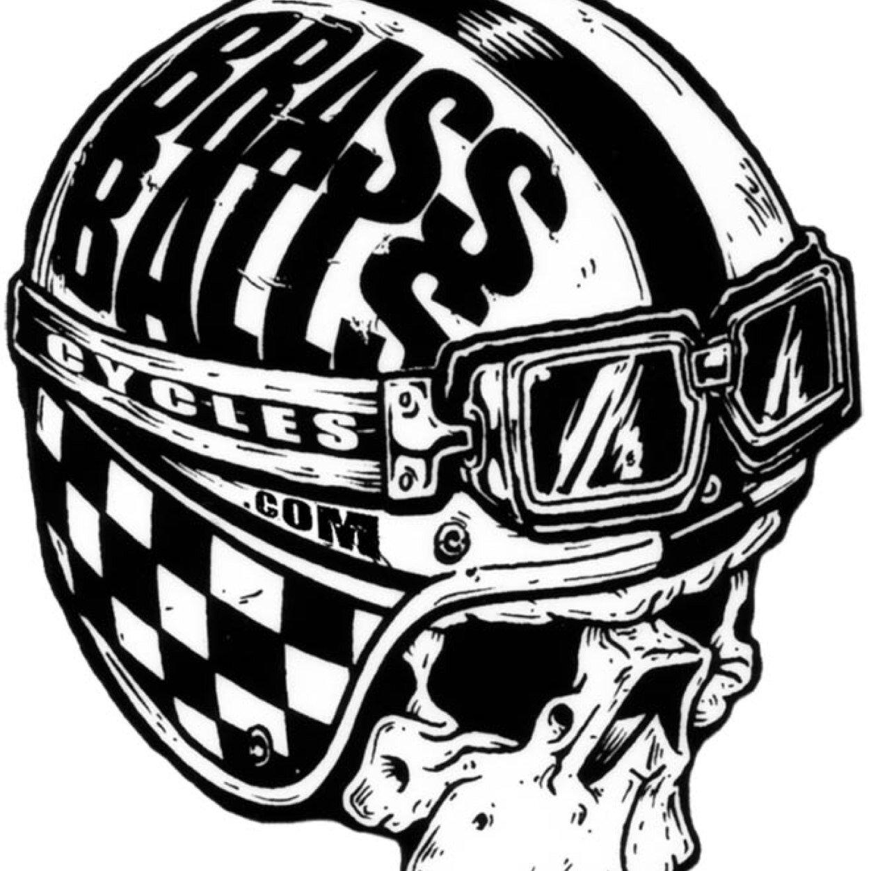 Logo Harley Davidson Vintage