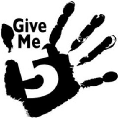 Resultado de imagen de give me five