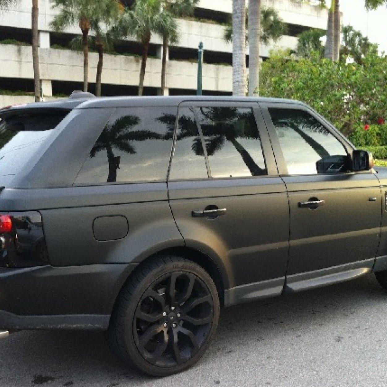 Matte Black Cars (@CarsMatteBlack)