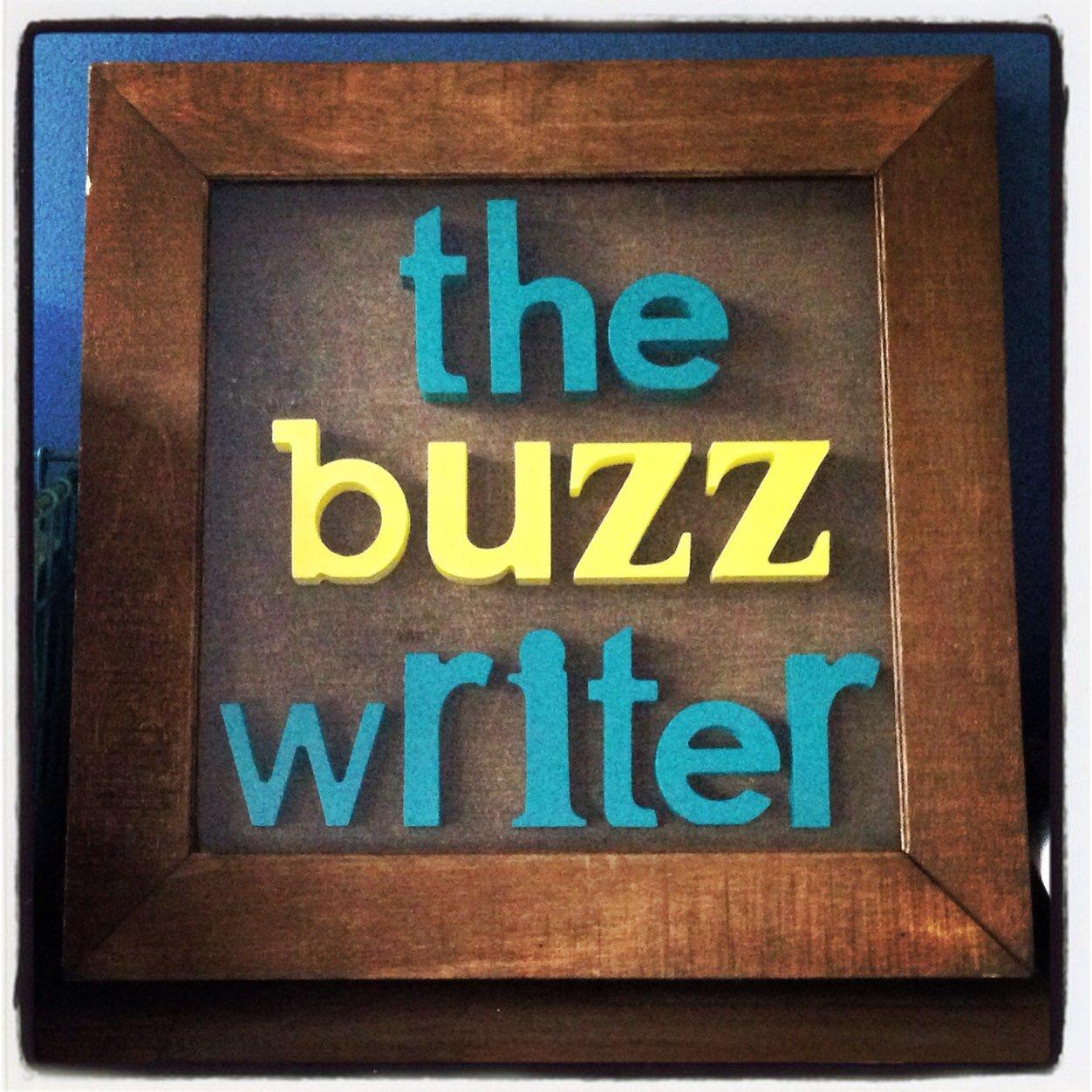 @TheBuzzWriter
