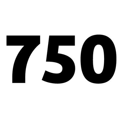 750 Words