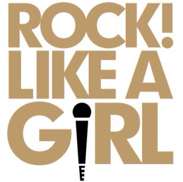 Rocking girl profile pic