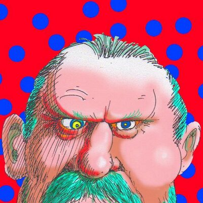 Terry Gilliam (@TerryGilliam) Twitter profile photo