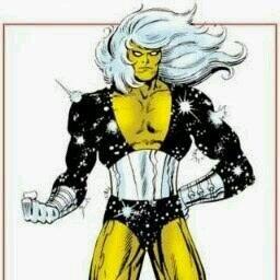 Celestial Man