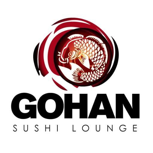 Image result for gohan sushi lounge'