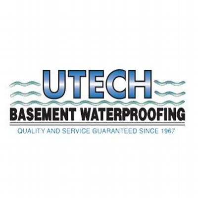 Ordinaire Utech Waterproofing