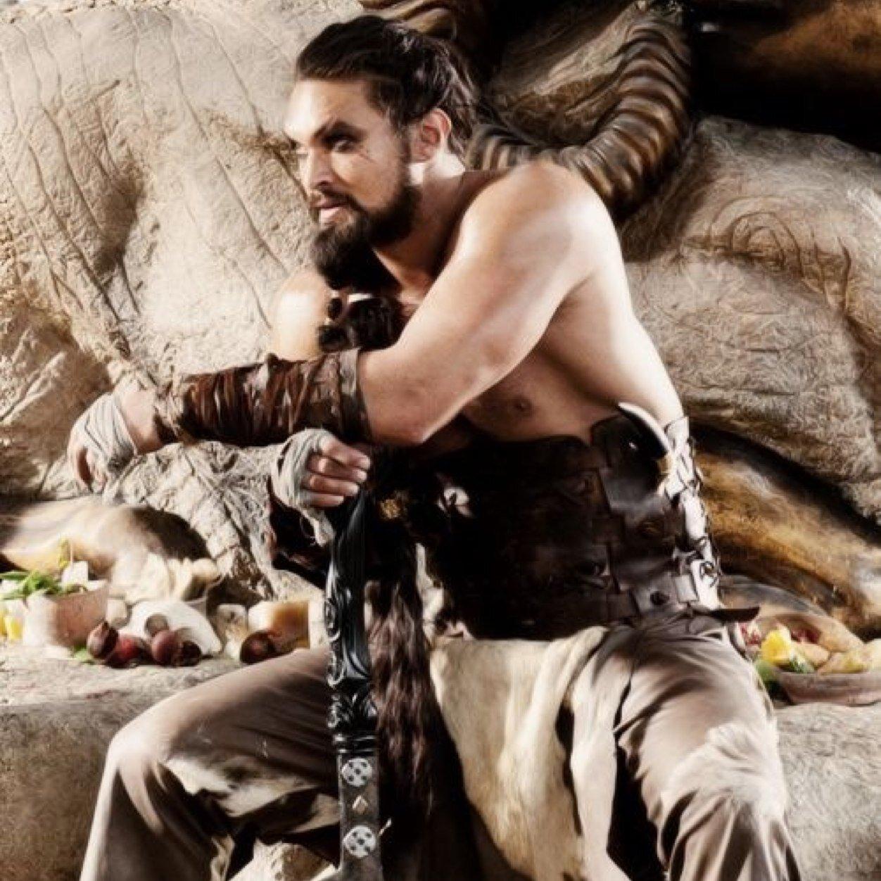 Khal Drogo (@drogo_dothraki)