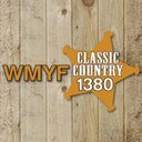 Classic Country 1380 (@1380WMYF) Twitter