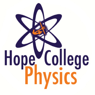 Anna did research with @HopePhysics even before she was an enrolled @HopeCollege student! You could too! https://t.co/MIoLfIBfZn