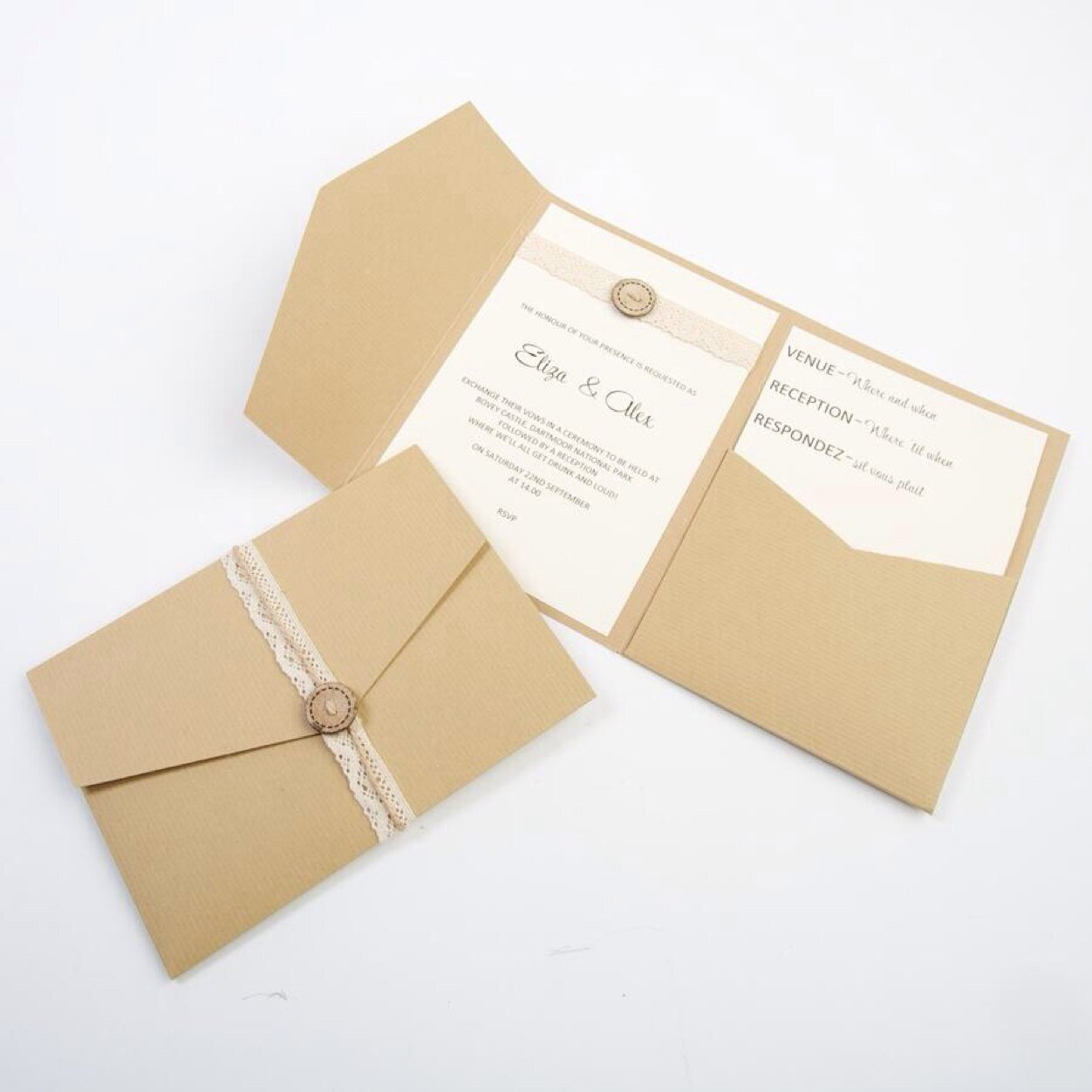 Pocketfold Invites On Twitter Diy Wedding Invites Delivered