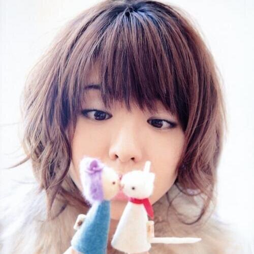 人形と豊崎愛生