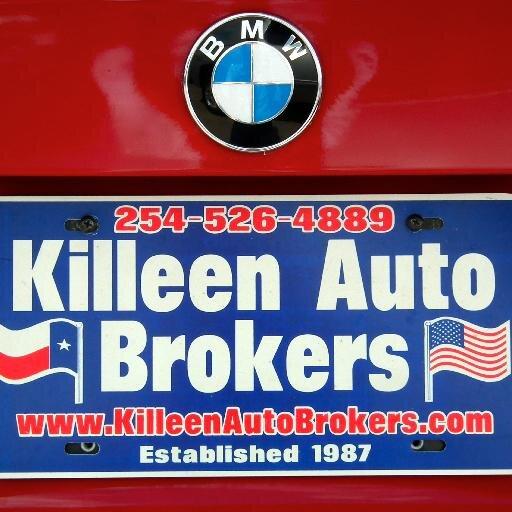 Killeen Autobrokers Killeenauto Twitter