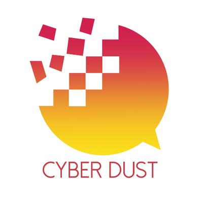 Cyber Dust logo from Cyber Dust Twitter page