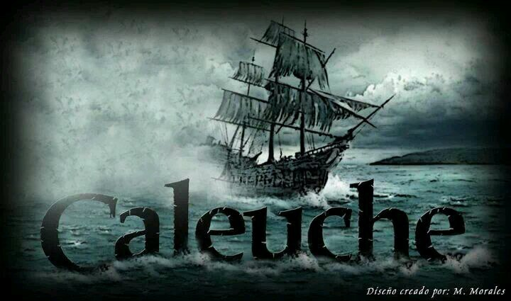 Image result for kapal Caleuche