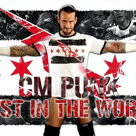 C M Punk  ⚡
