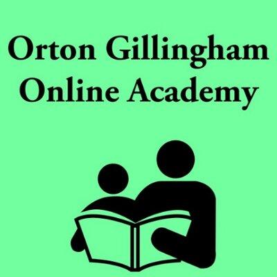 Orton Gillingham OA (@OGonlineacademy) Twitter profile photo