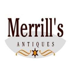 Merrill's Antiques logo