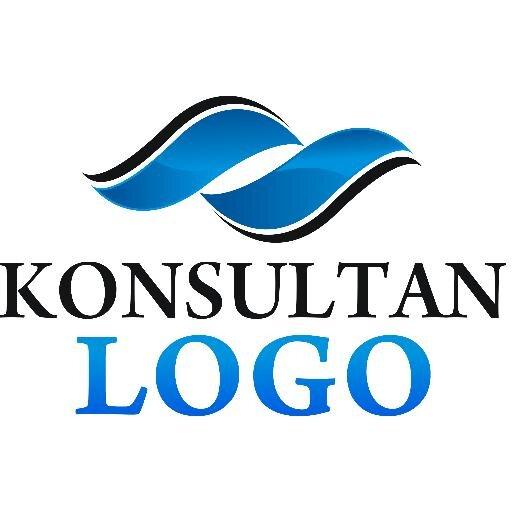 O Xrhsths Konsultan Logo Sto Twitter Logo Perusahaan Atau Merk
