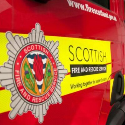 South Lanarkshire Community Safety (@SouthLanFire) Twitter profile photo