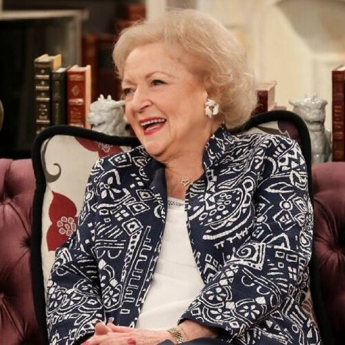 Betty White Social Profile