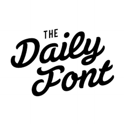 The Daily Font