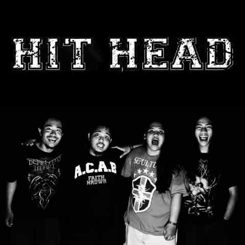 Hit Over The Head Hit Head Hardcore Hit_head