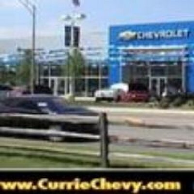 Currie motors chevrolet for Currie motors frankfort illinois