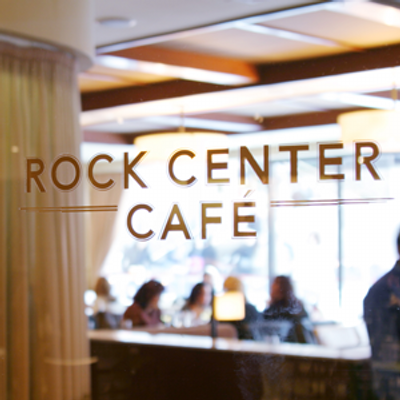 Equinox Rock Center Cafe